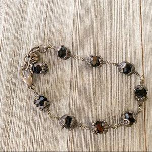 Jewelry - Shiny Black Bracelet